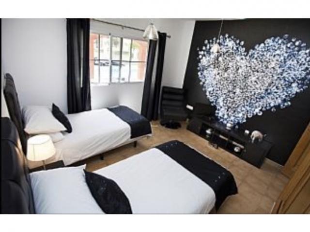 Single bedroom  - Villa Del Mar, Caleta de Fuste, Fuerteventura