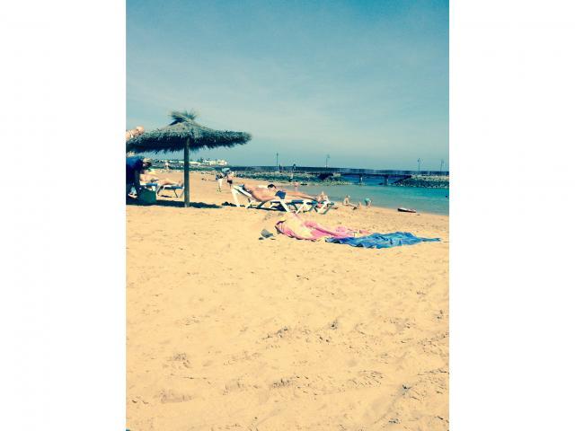 Beach  - Tra Bhui , Caleta de Fuste, Fuerteventura