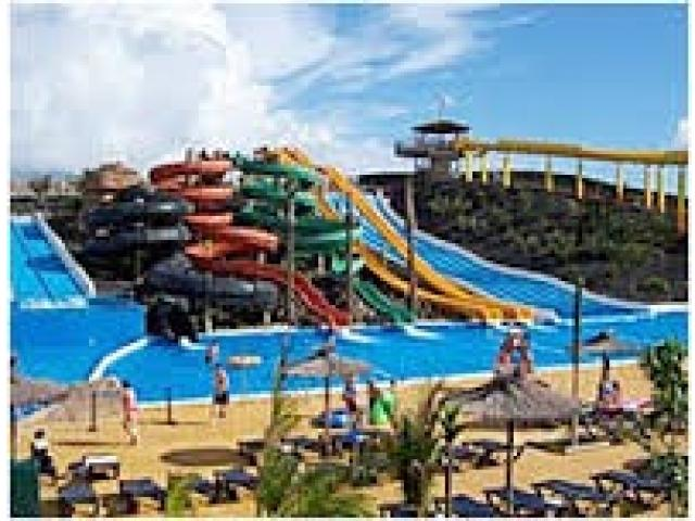 Fun park at Corralejo - Tra Bhui , Caleta de Fuste, Fuerteventura