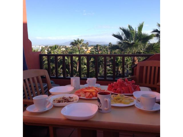 View - Oasis Royal, Corralejo, Fuerteventura
