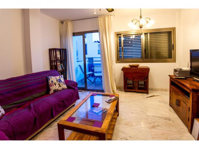 Lounge - Ocean Vista Apartment, El Cotillo, Fuerteventura