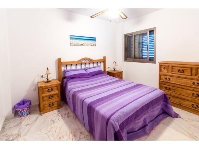 Double Bedroom - Ocean Vista Apartment, El Cotillo, Fuerteventura