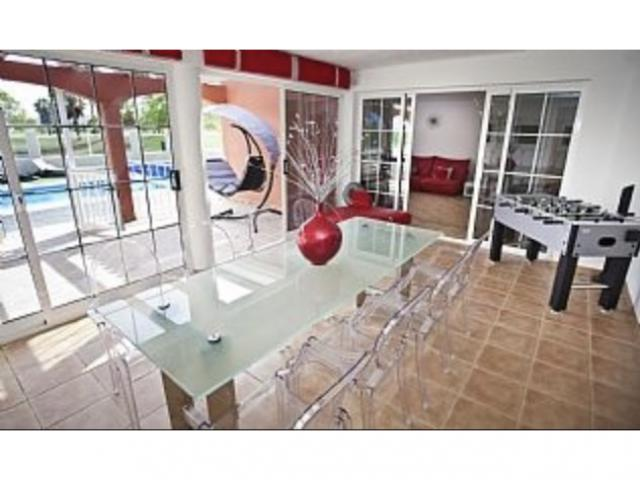 Dining room  - Villa Del Mar, Caleta de Fuste, Fuerteventura