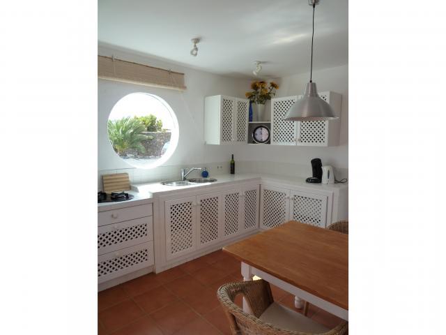 kitchen - Casa Brujas, Lajares, Fuerteventura