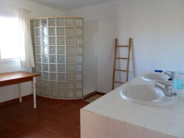 bathroom - Casa Brujas, Lajares, Fuerteventura