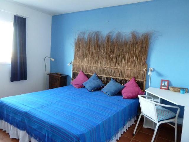bedroom - Casa Brujas, Lajares, Fuerteventura
