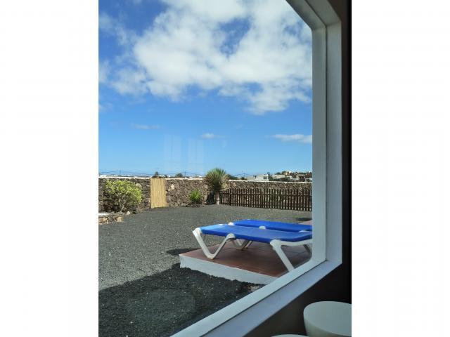 garden - Casa Brujas, Lajares, Fuerteventura