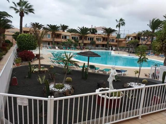 Swimming pool - Las Dunas Residential, Corralejo, Fuerteventura