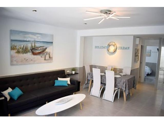 Living Room - Holiday Urban, Corralejo, Fuerteventura