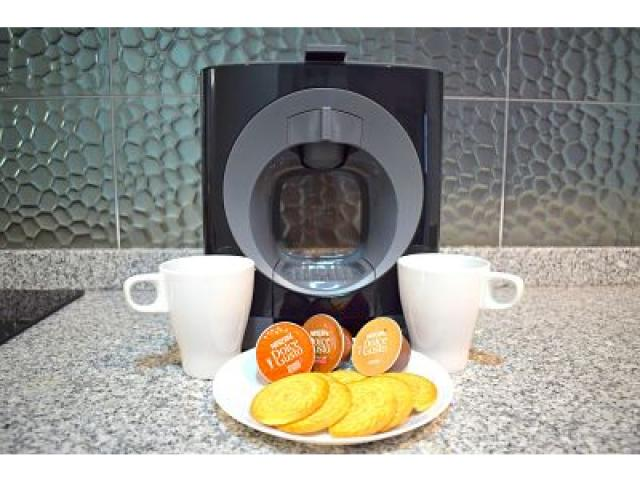 Coffee tea or chocolate for you? - Holiday Urban, Corralejo, Fuerteventura